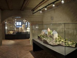 Our permanent exhibition tells the history of the castle